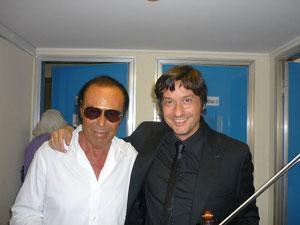 Antonello Venditti e Fabrizio Riceputi Ti lascio una canzone