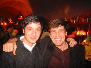 Fabrizio Riceputi e Gianni Morandi Uno di noi 2003