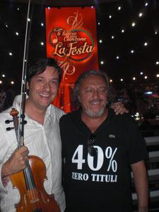 Roberto cenci Sanremo