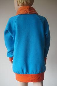 Achter: Sweater Giraffe