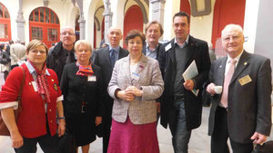 Assemblée de District 14 Avril 2012