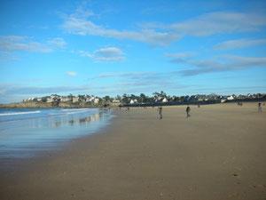 """""""Saint Lu"""" plage des Longchamps 261209"""
