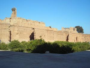 ehemaliger Kaiserpalast