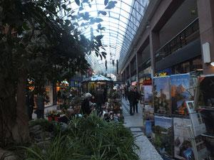 Oderturm, Einkaufspassage