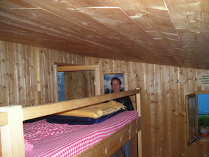 Auf der Pleisenhütte