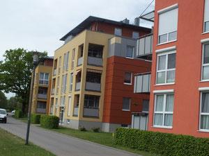 Wohnungen am Oderufer, Citybereich