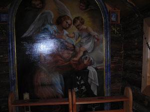 Auf der Pleisenhütte (Antoniuskapelle, innen)