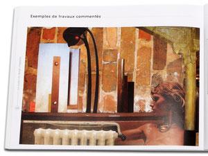 LA COULEUR EN DESIGN D 'ESPACE - Travaux Ecole Boulle - Edition Eyrolles -  2010