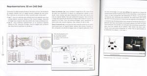 DESIGN MOBILIER - Planches réalisées pour  le studio de photo BETC Eurorscg - Edition Eyrolles - 2011