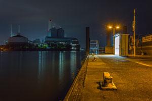 Kraftwerk Tiefstack Hamburg