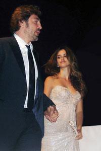 Penelope CRUZ et Javier BARDEM - Festival de Cannes © Anik COUBLE