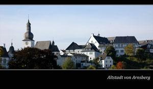 Blick auf die Altstadt von meinem Balkon aus