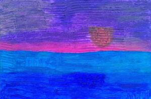 SAS_15-02 Violett-Magenta-Blau (60 x 90 cm)