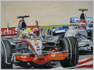 McLaren vs. BMW