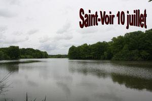 Saint-Voir 10 juillet