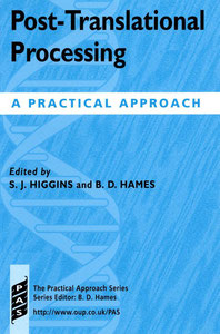 Post-Translational Processing