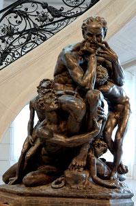 Carpeaux - Petit Palais (Ugolin et ses enfants)