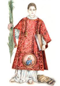 Caesarius Diaconus - Testi e illustrazioni di Giovanni Guida