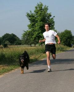 Oliver und Hundesport