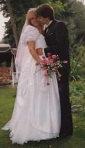 Susanne & Rainer - August 1987