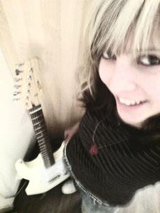 Alina macht Musik