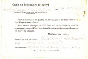 1943 - Cartolina campo prigionieri di guerra 2
