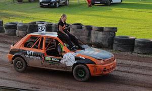 510 - Jugend - Slaby Larissa - Ford Fiesta - Nr. 27