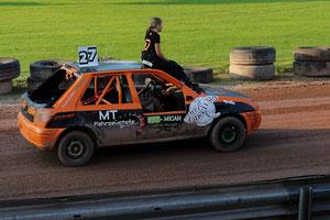 511 - Jugend - Slaby Larissa - Ford Fiesta - Nr. 27