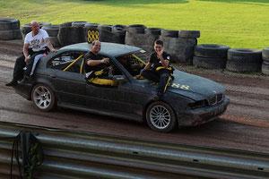 485 - Heck - Koloc Gerald + Jugend - Koloc Florian - BMW 535i - Nr. 888
