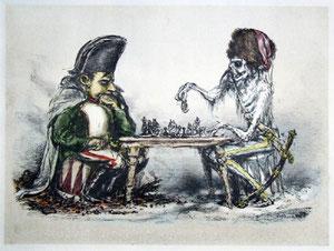 Napoleon und der russische Winter