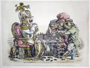 Wilhelm II. und die vaterlandslosen Gesellen