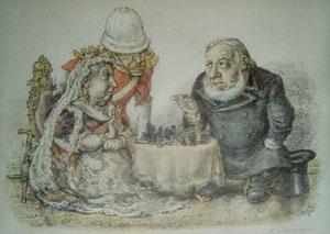 Ohm Krüger und die Queen