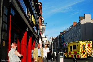 Passants à Dublin