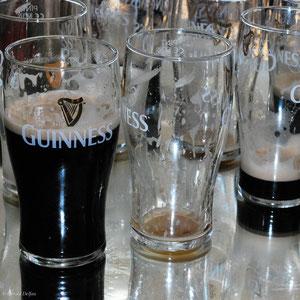 Pintes de Guinness
