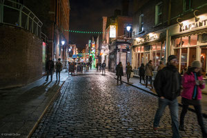 Irlande, Dublin, Temple Bar,
