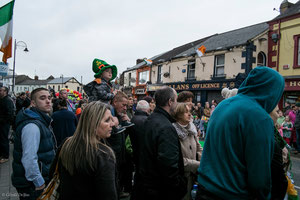 Irlande, Saint-Patrick à Dundalk