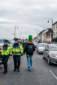 Irlande, Saint-Patrick à Blackrock