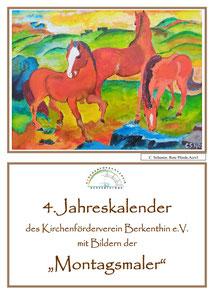 Kirchenfördervereinskalender 2008 - Deckblatt