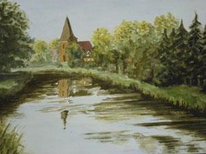 Kirchenfördervereinskalender 2012 - August