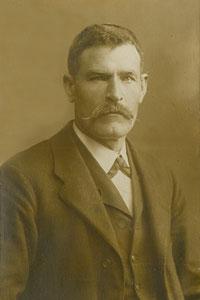 Cherubin Schnarf um 1920