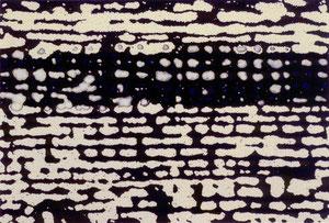 """""""Die Reisenden IV"""", 1999, Linolschnitt auf Bütten, 64 x 98 cm (78 x 106 cm)"""