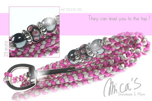 Out of stock - still availble with simular pearls.