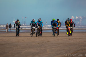 MTB Beachrace - Noordwijk