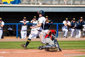European Baseball Championship - IMG_6246 [ISO 100 200mm f/5.0 1/800s]