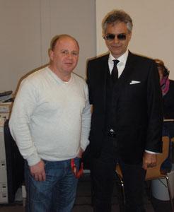 Andrea Bocceli (italienischer Tenor)