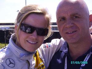 Susie Stoddart (britische DTM-Fahrerin)