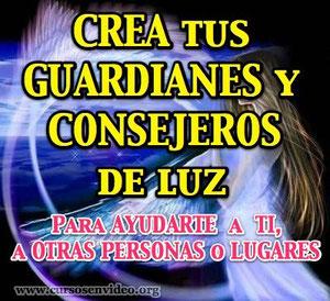 Como crear tus Guardianes y Consejeros de LUZ
