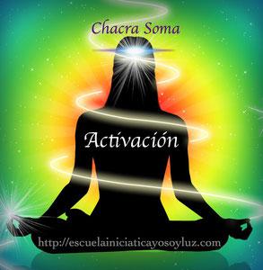 ACTIVACIÓN del Chacra SOMA y PINEAL, Eterna Juventud.