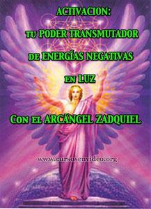 Cita con el Arcángel Zadquiel