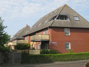 2 Etagen unterm Dach in Wangerooge